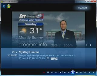 WEAU moved to 25.2 in La Crosse (incorrect guide info)
